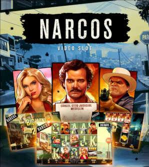 Narcos -kolikkopeliin tarjolla ilmaiskierroksia Ninja Casinolla