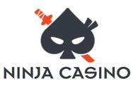 300 ilmaiskierrosta Ninja Casinolla